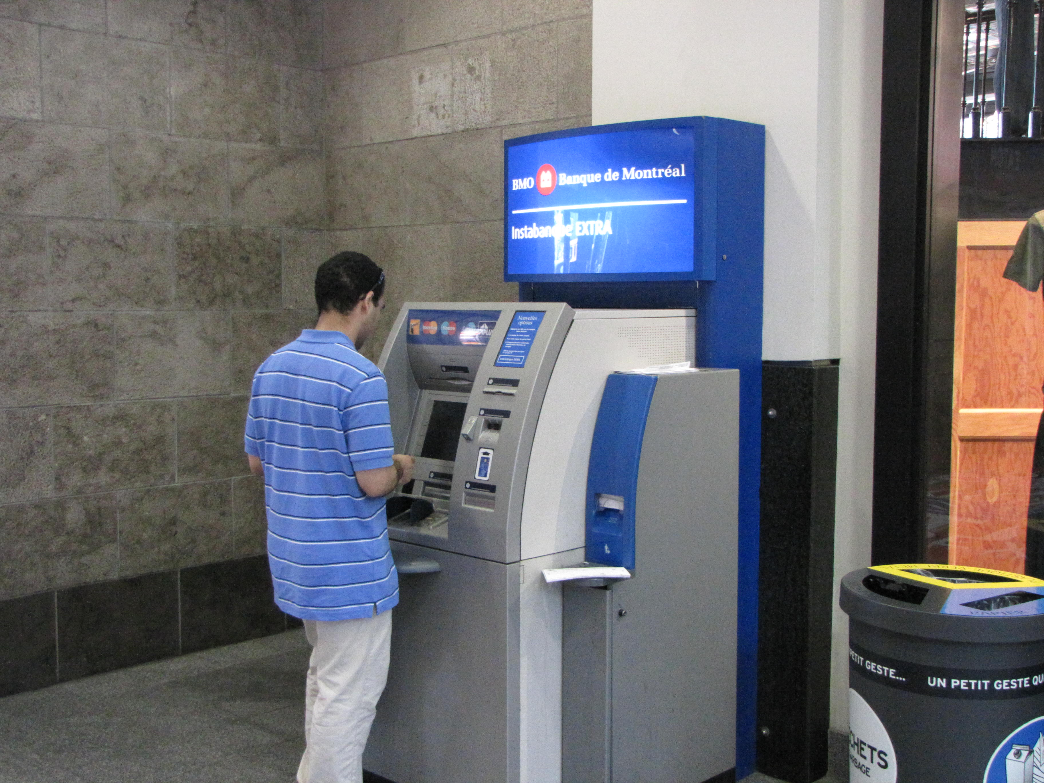 Teenage Boys Hacking Bmo Atm Payment Processing News