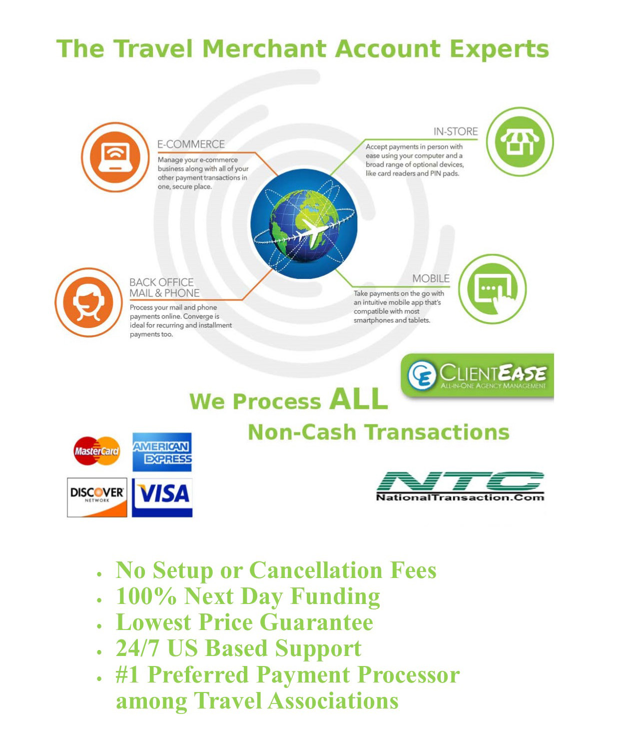 The Travel Merchant Account Experts